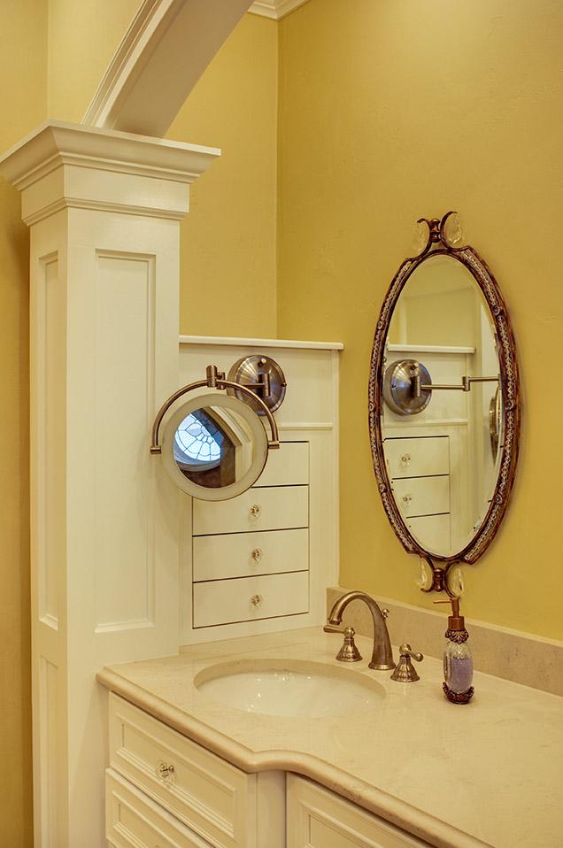 Lori S Beautiful Bathroom Remodel 3 Carpenter Construction