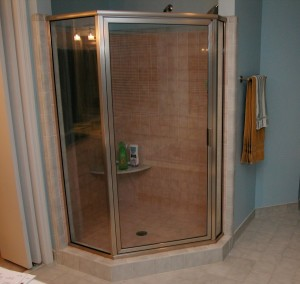 Before Shower